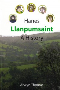 A History of Llanpumsaint - Cover