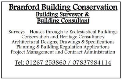 Branford Building Conservation