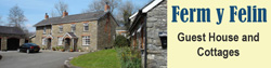Fferm y Felin Farm Guest House and Cottages